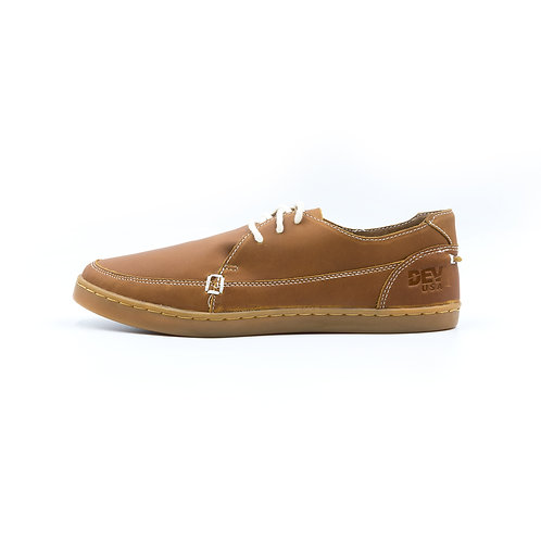 DEV : Justin Classic Slip on - Brown/Beige