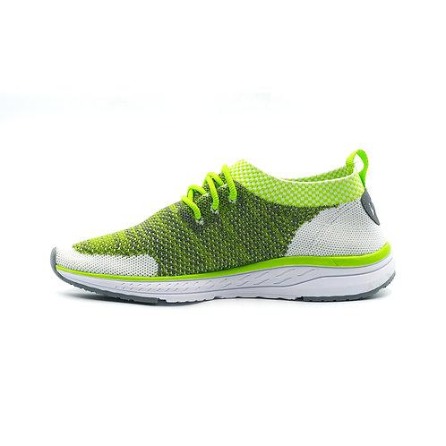 VTEN : V-Walk Trainers - Neon/White