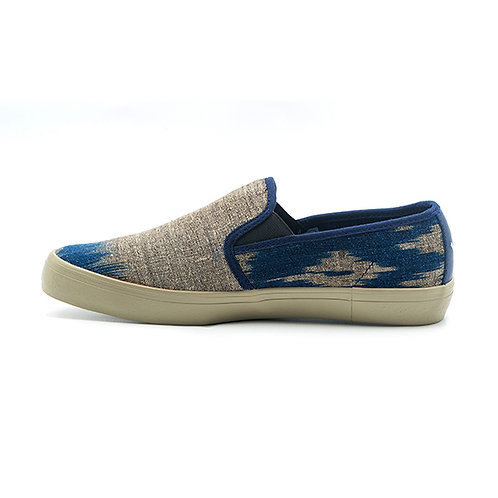 VTEN : Signature - Slip on Half blue