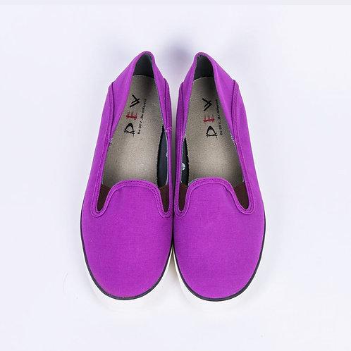 DEV : Kanako, Fashion Slip on - Violet