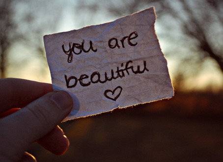 Beauty is... you