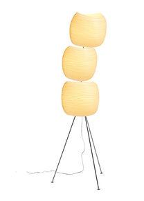 Handcrafted floor light in modern look