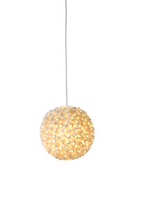 Special design for silk cocoon light