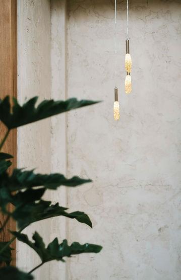 โคมไฟตกแต่งภายในสปา