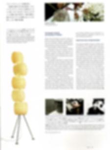 Floor light in magazine