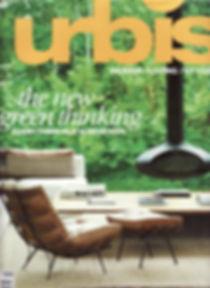 Stylish interior design magazine feature Ango lights