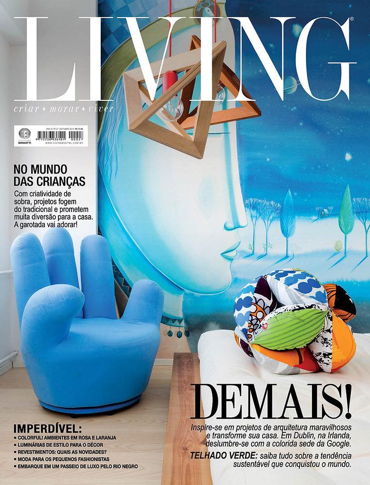 Brazil living magazine