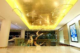 Light installation at Emporium Bangkok