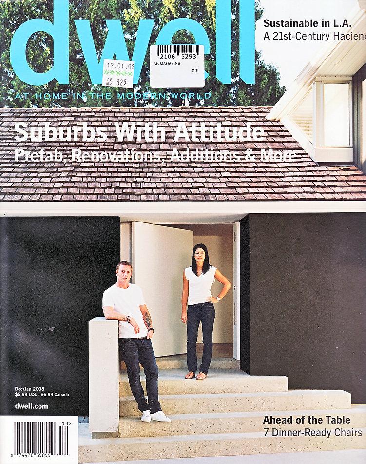 USA home design magazie