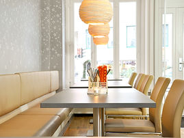 Decorate restaurant unique rattan pendant by Ango