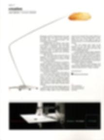 Handcrafted rattan lighting in Habitus magazine