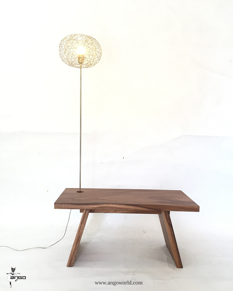เก้าอี้ โคมไฟ