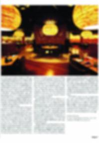 Interior lighting for W retreat Samui
