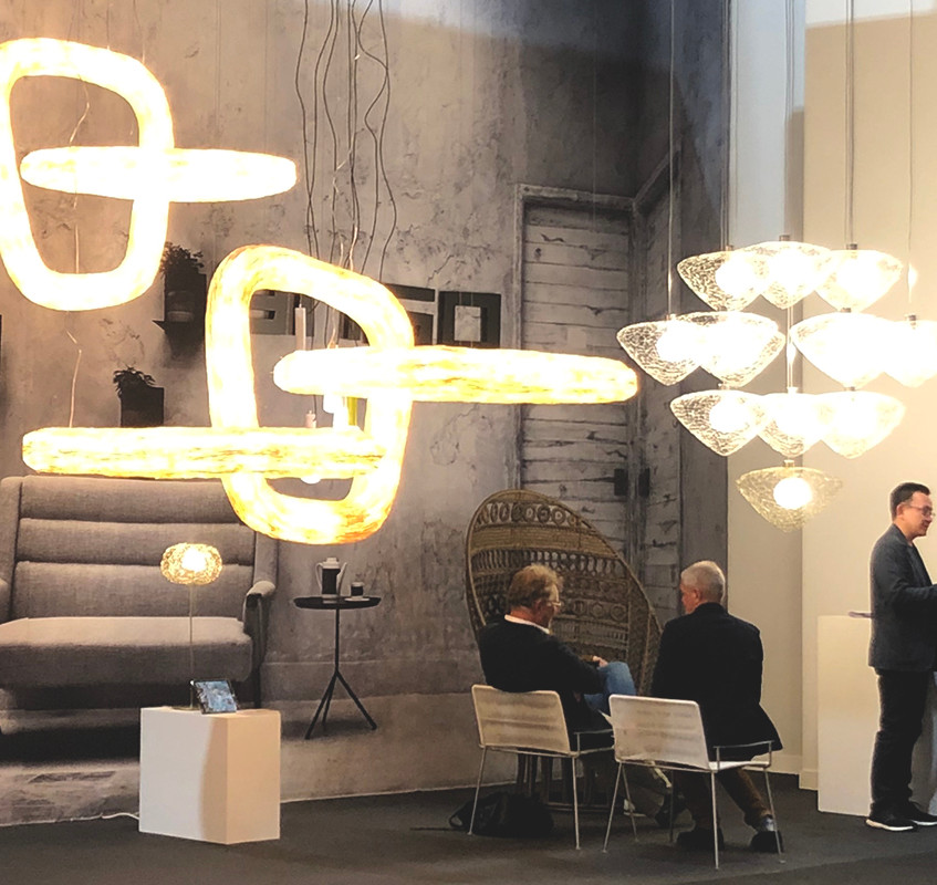 Ango Lighting from Thailand_Euroluce2019