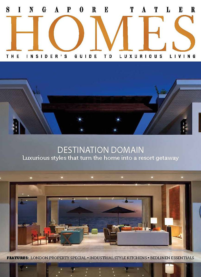 Singapore Tatler Homes