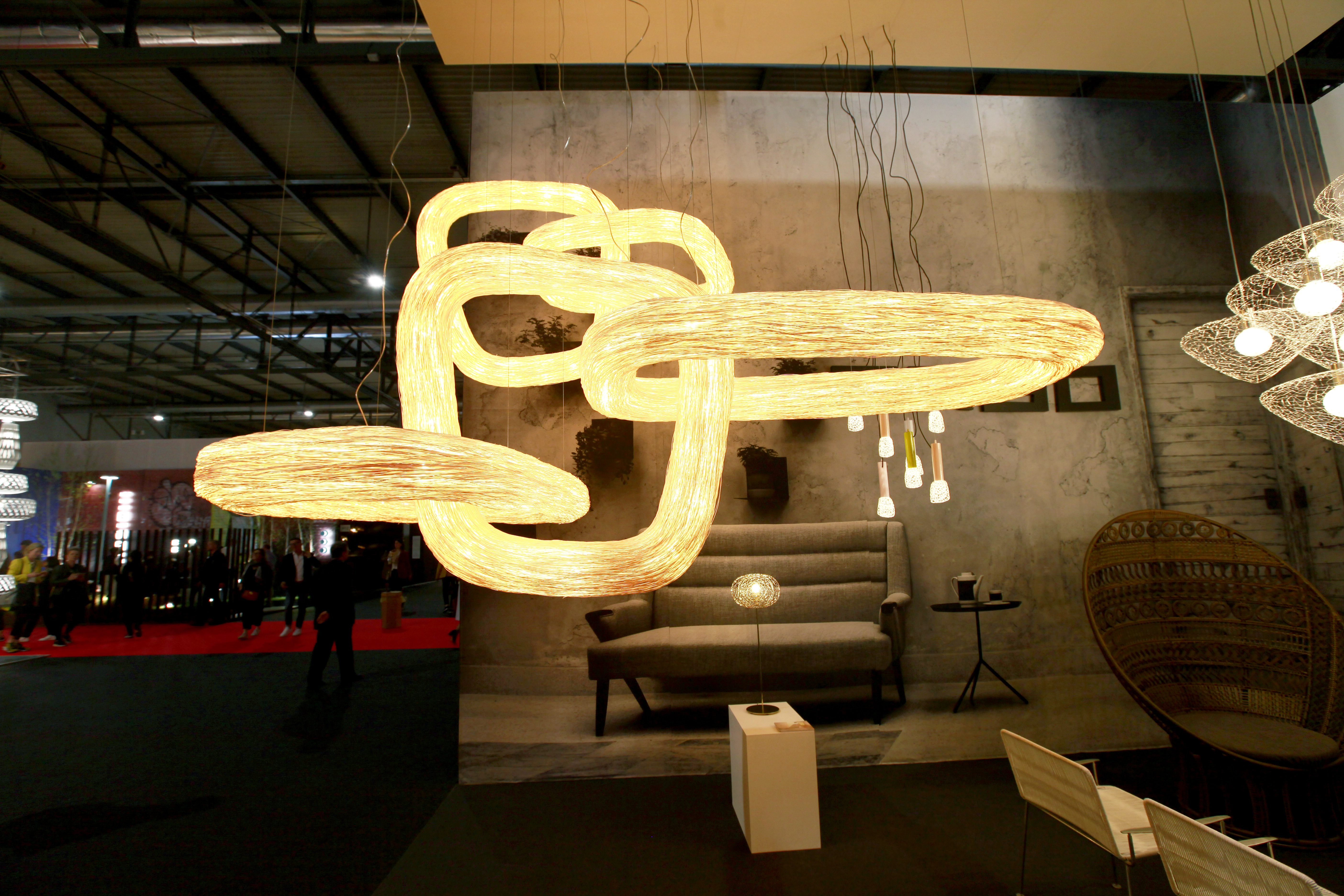 Triple Orbit in Euroluce 2019
