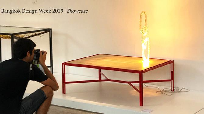 งานอาร์ตที่ Bangkok Design Week 2019