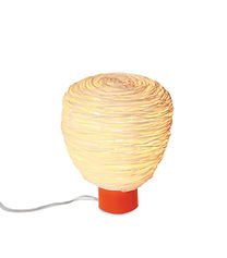 Modern Rattan table light