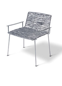 100 Stainless steel chair