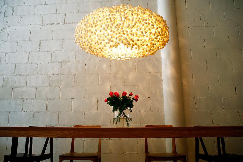 โคมไฟโมเดิร์น สำหรับโตีะทานข้าว