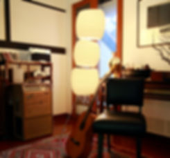 "Floor light at Santisiri's house ""Three Stone"""