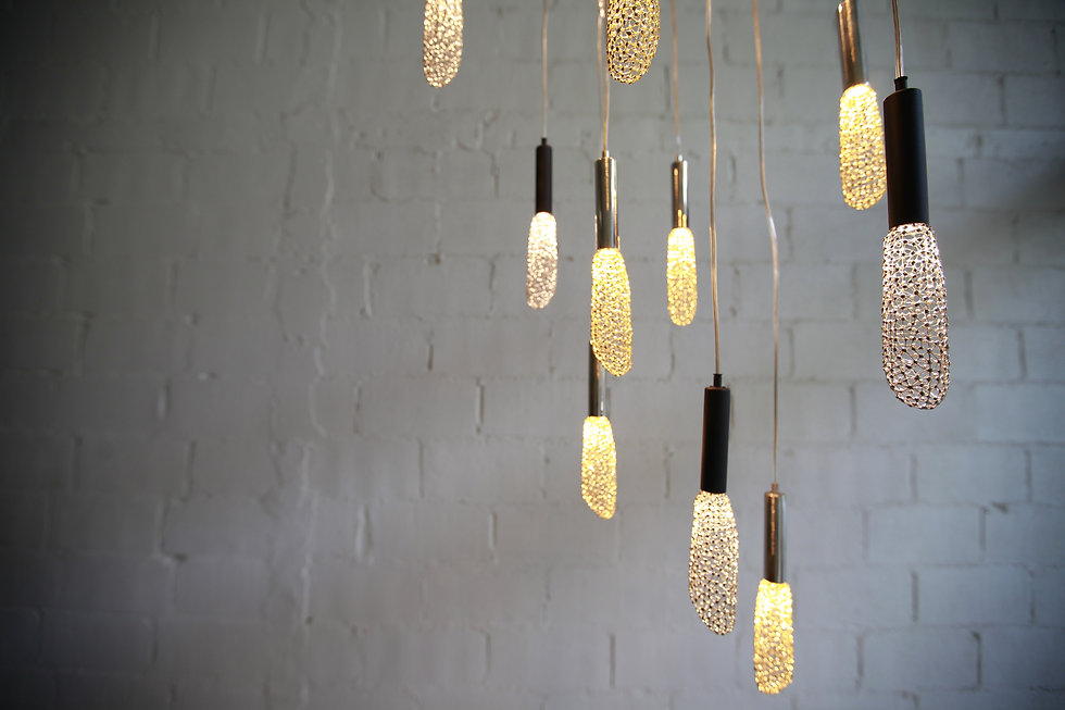 Small jewellery lighting