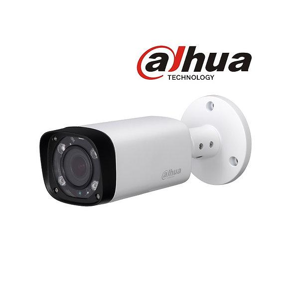 Dahua - Caméra 2MP, Starlight, 2,7~13.5mm, 60m