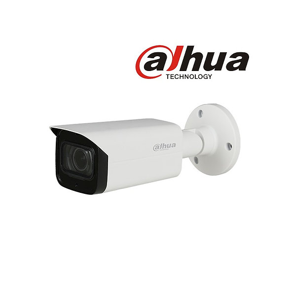 Dahua - Caméra HDCVI 8MP, 4K, Starlight, 3,7~11mm, 80m