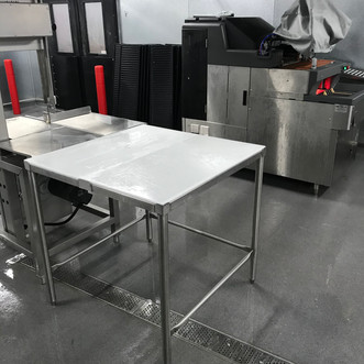 Meat Department Deep Cleaning