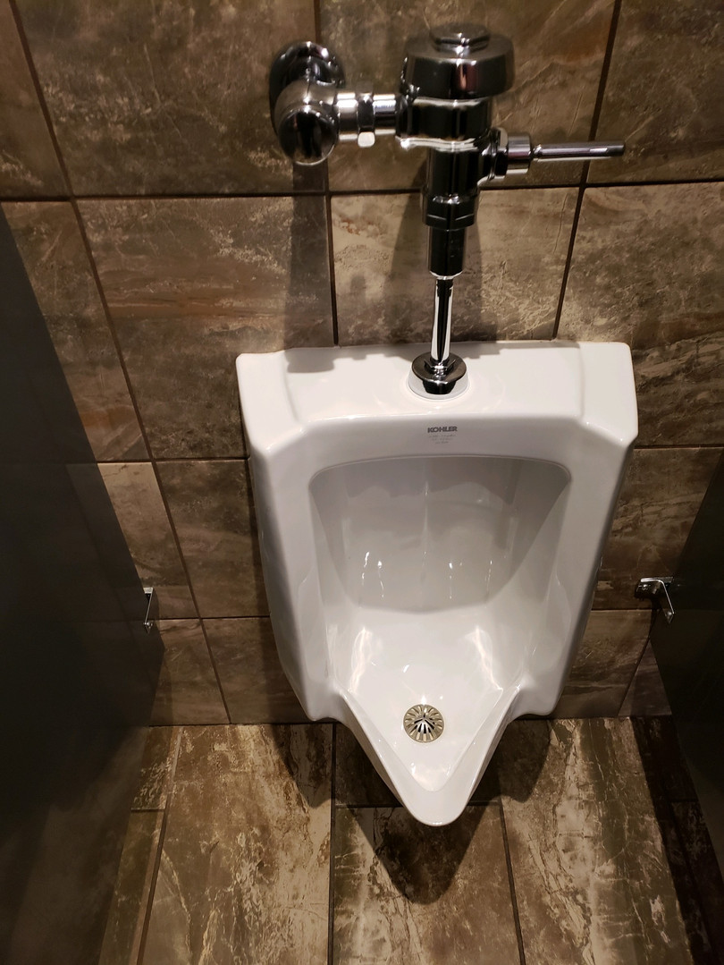 Urinal Cleaning