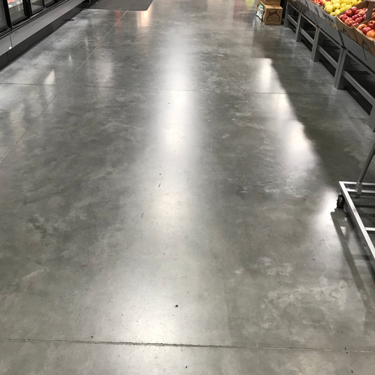 Grocery Store Cleaning