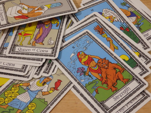 How my tarot journey started