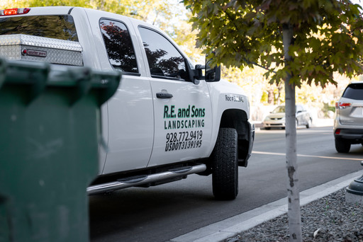 RE and Sons Truck