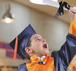 Preschool Graduation Ceremony