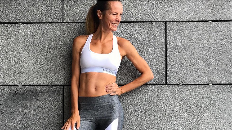 Fitnesspigen Michelle O Hansen