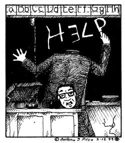 School Reform/Editorial Art