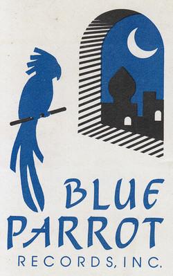 Blue Parrot Logo