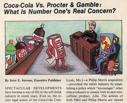Soda Cans in Court