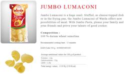 Jumbo lumaconi