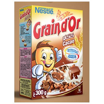Grain d'or chocolat