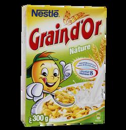 Grain d'or nature