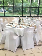 Décoration table champêtre