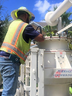 quicklock point pipe repair services