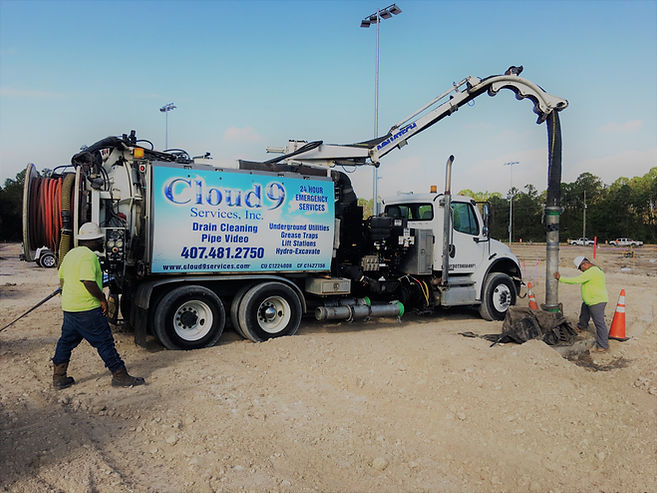 jet vac cleaning services clermont
