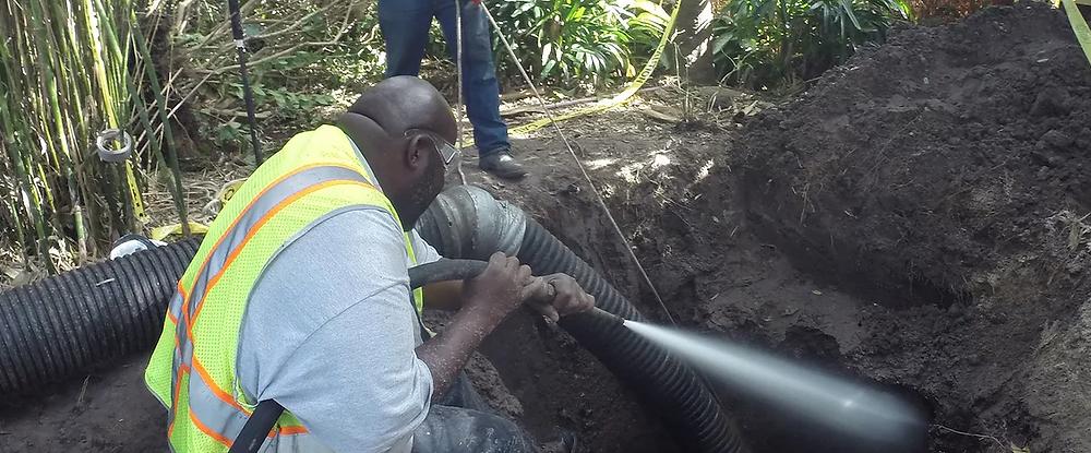 dangers of digging