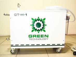 Технические характеристики нашей водородной установки GT-H-1.