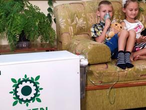 Можно ли детям дышать молекулярным водородом? 👶