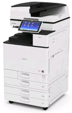 Ricoh Multi-Function Photocopier's
