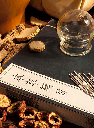 Acupuncture and herbs for pain relief