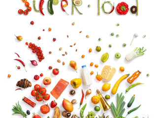 Superfoods for a Super Year: What to Eat for A Healthy Life